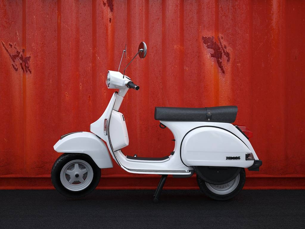 The World's Best Photos Of Artwork And Vespa – Flickr Hive Mind Pertaining To 2017 Vespa 3D Wall Art (View 12 of 20)