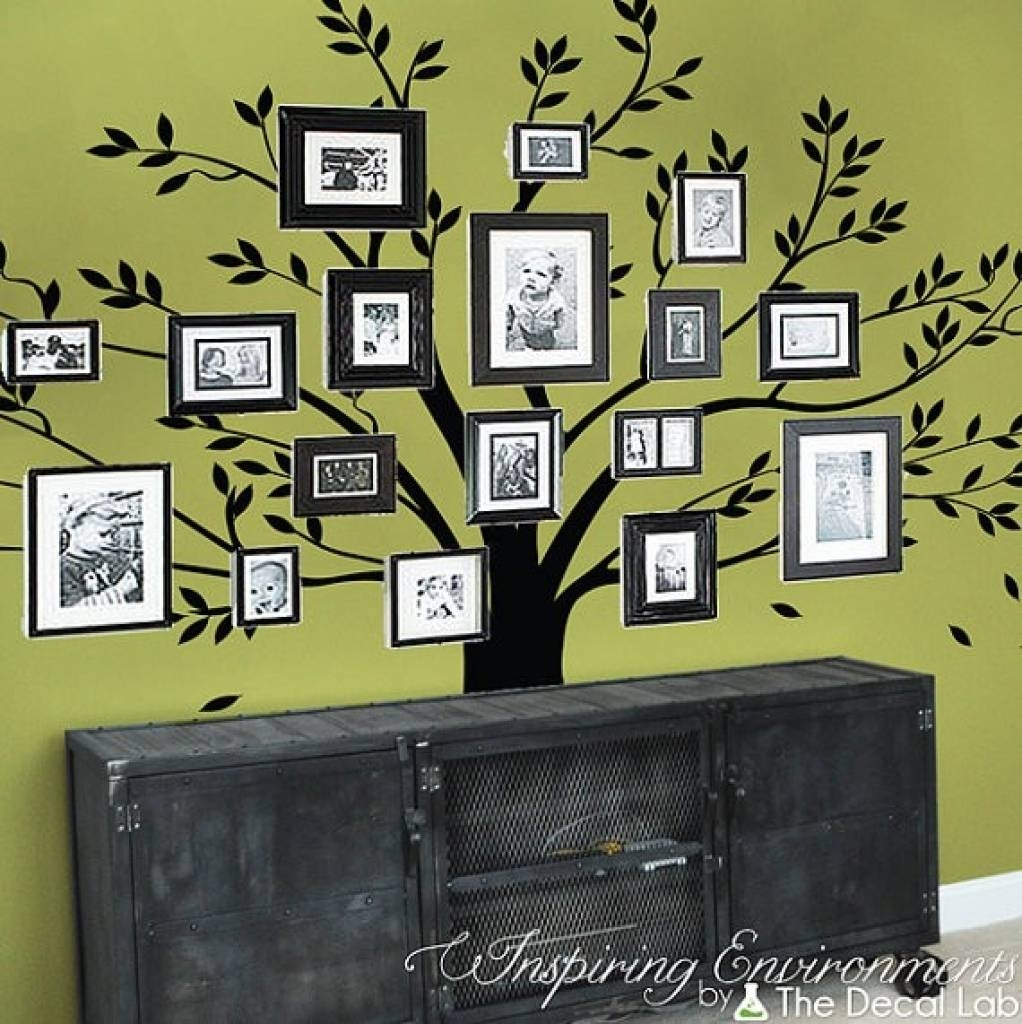 These Are The Prettiest Wrought Iron Family Tree Wall Hanging For For Newest Pine Tree Wall Art (View 26 of 30)