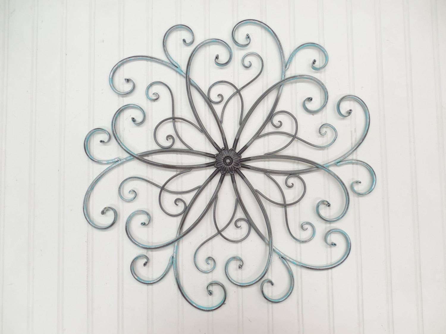 Tips & Ideas: Faux Wrought Iron Wall Art With Wood Panels For With Most Up To Date Faux Wrought Iron Wall Art (View 4 of 30)