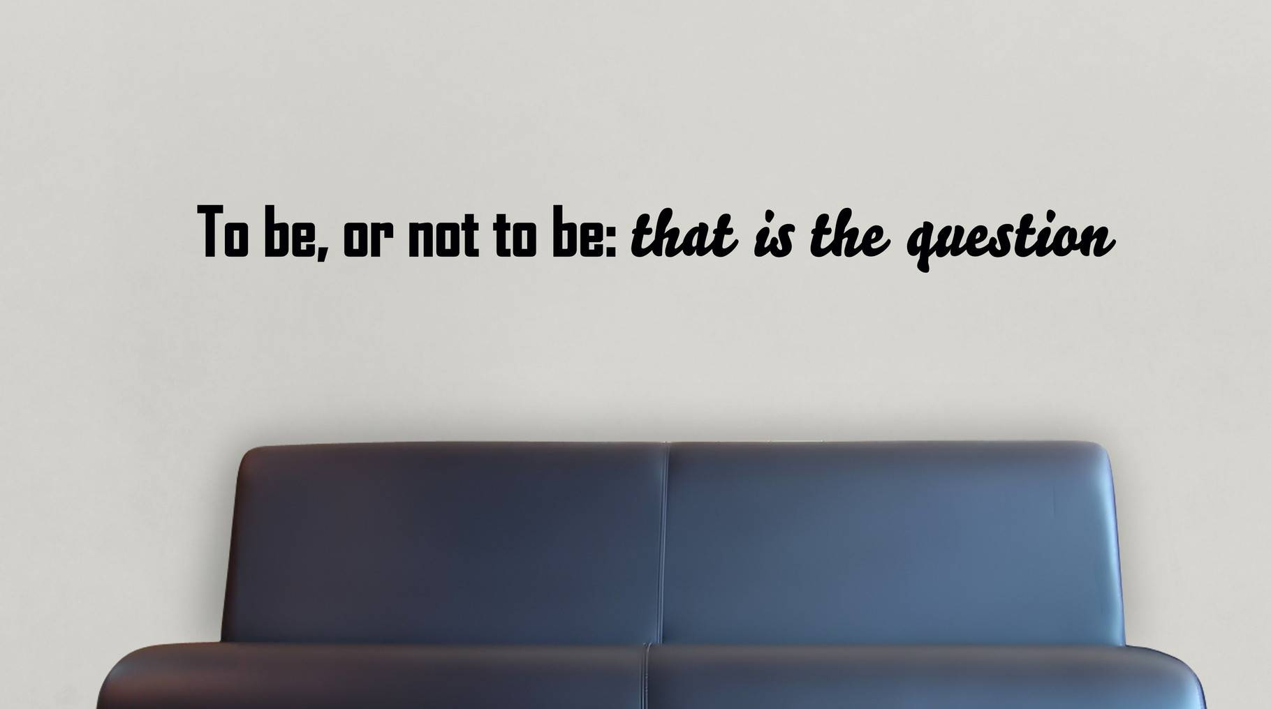 To Be, Or Not To Be: That Is The Question – Wall Art Company Inside Most Recently Released Shakespeare Wall Art (View 9 of 20)