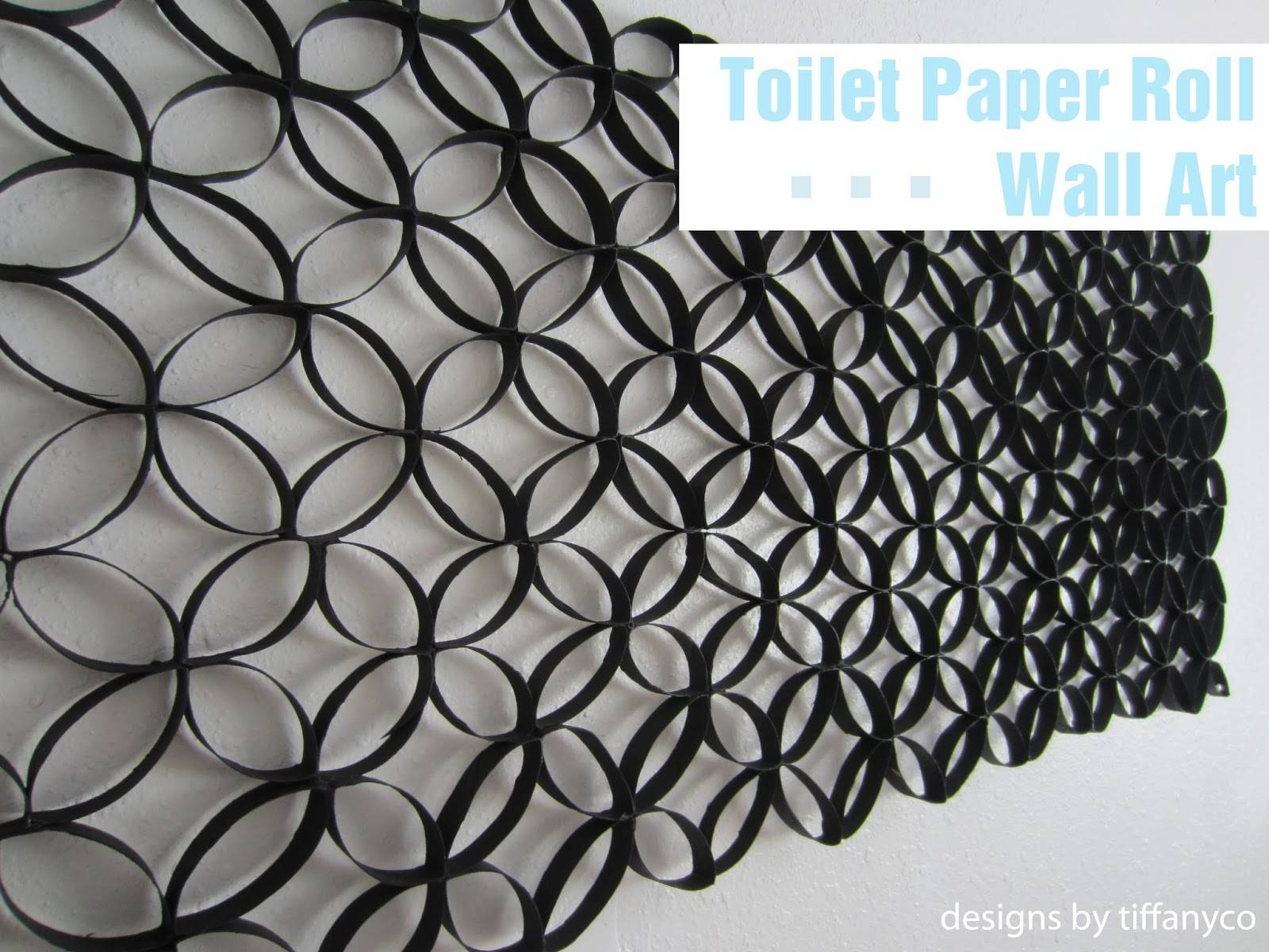 Toilet Paper Roll Wall Art – Designstiffanyco Inside Most Recently Released Tiffany And Co Wall Art (View 10 of 30)