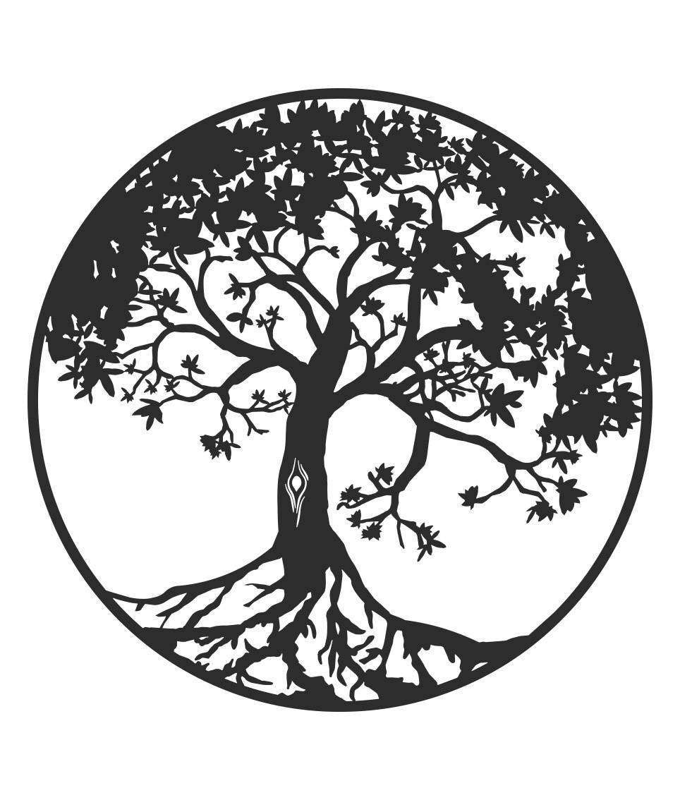 Tree Of Life   Free Download Clip Art   Free Clip Art   On Clipart With Regard To Recent Celtic Tree Of Life Wall Art (View 26 of 30)