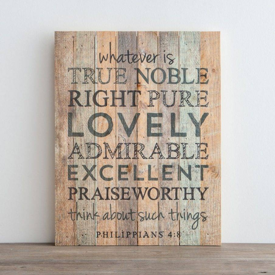 Best 20 Of Christian Canvas Wall Art