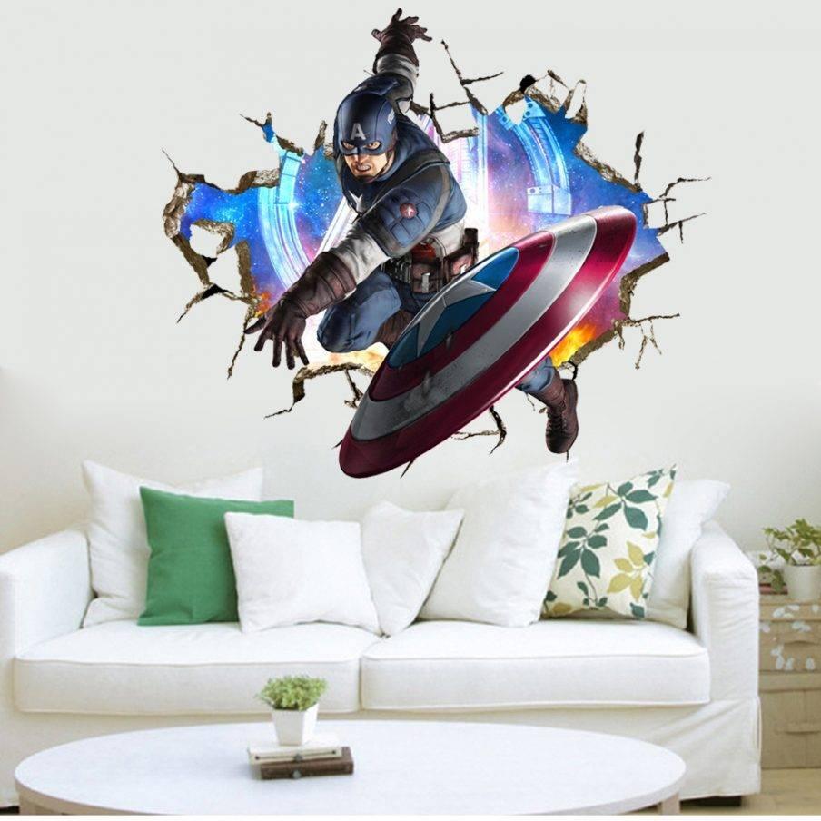 Trendy Marvel Wall Art Uk Zoom Avengers 3D Wall Art India Marvel For Newest Avengers 3D Wall Art (Gallery 7 of 20)