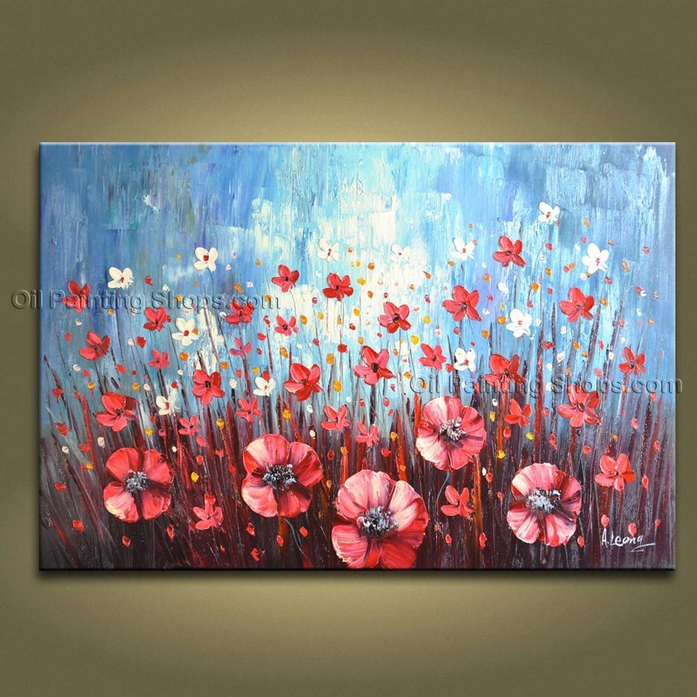 Trendy Poppy Metal Wall Art Uk Beautiful Contemporary Wall Art Regarding 2018 Metal Poppy Wall Art (View 19 of 30)
