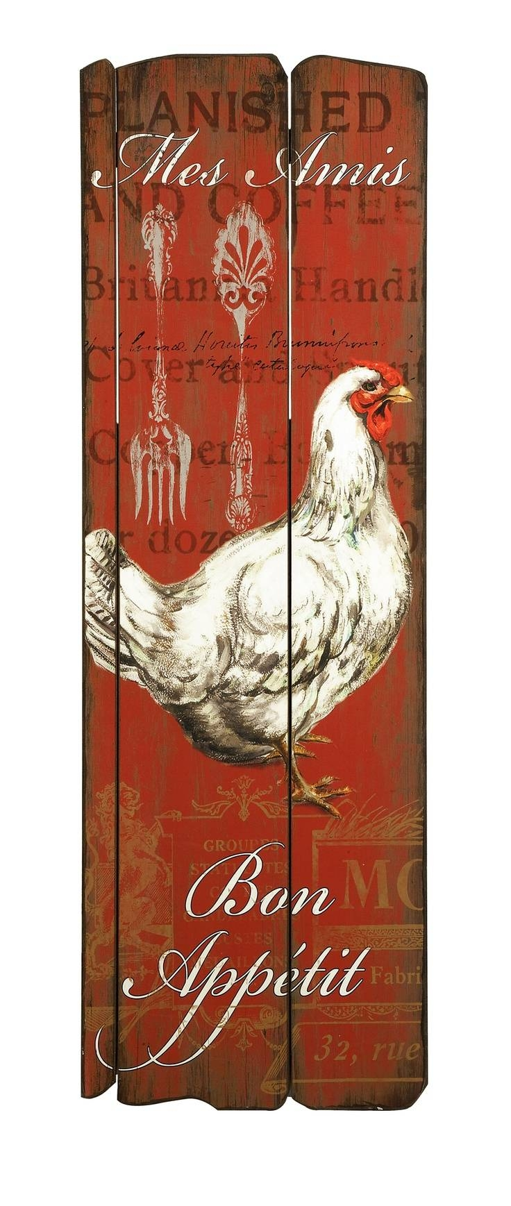 Trendy Rooster Wall Decor Kitchenengaging Unique And Eye Rooster For Best And Newest Metal Rooster Wall Decor (View 21 of 25)
