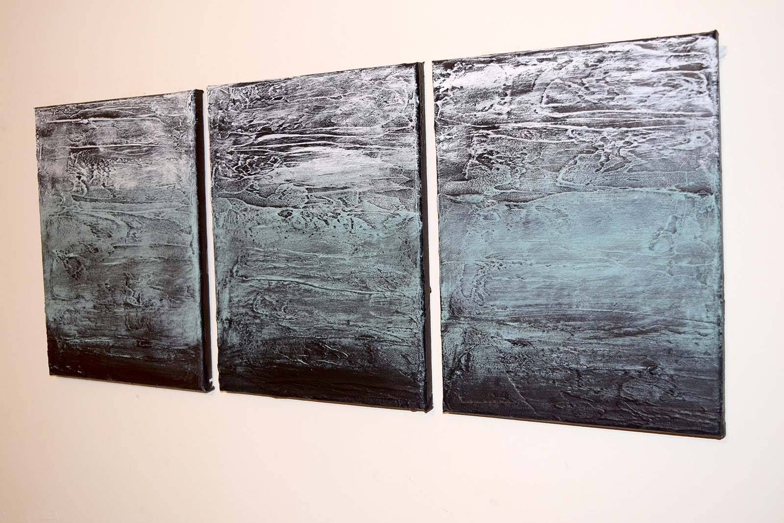 Featured Photo of Triptych Art for Sale