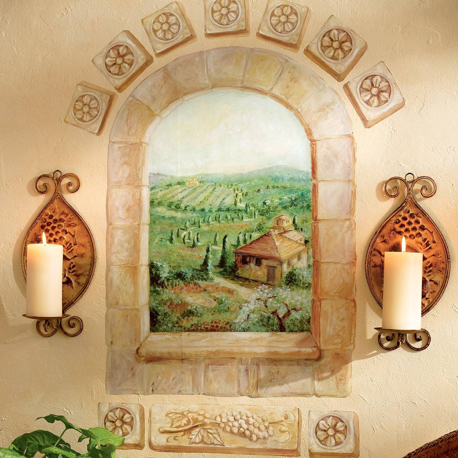 Tuscan Bathroom Wall Art | Bathroom Design Ideas 2017 Within Most Recently Released Tuscany Wall Art (View 11 of 20)