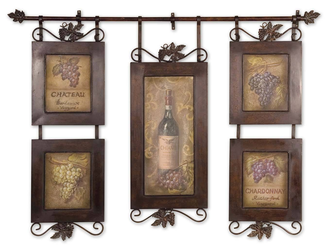 Tuscan Wall Decor Ideas In Newest Italian Wall Art Decor (Gallery 12 Of 30)