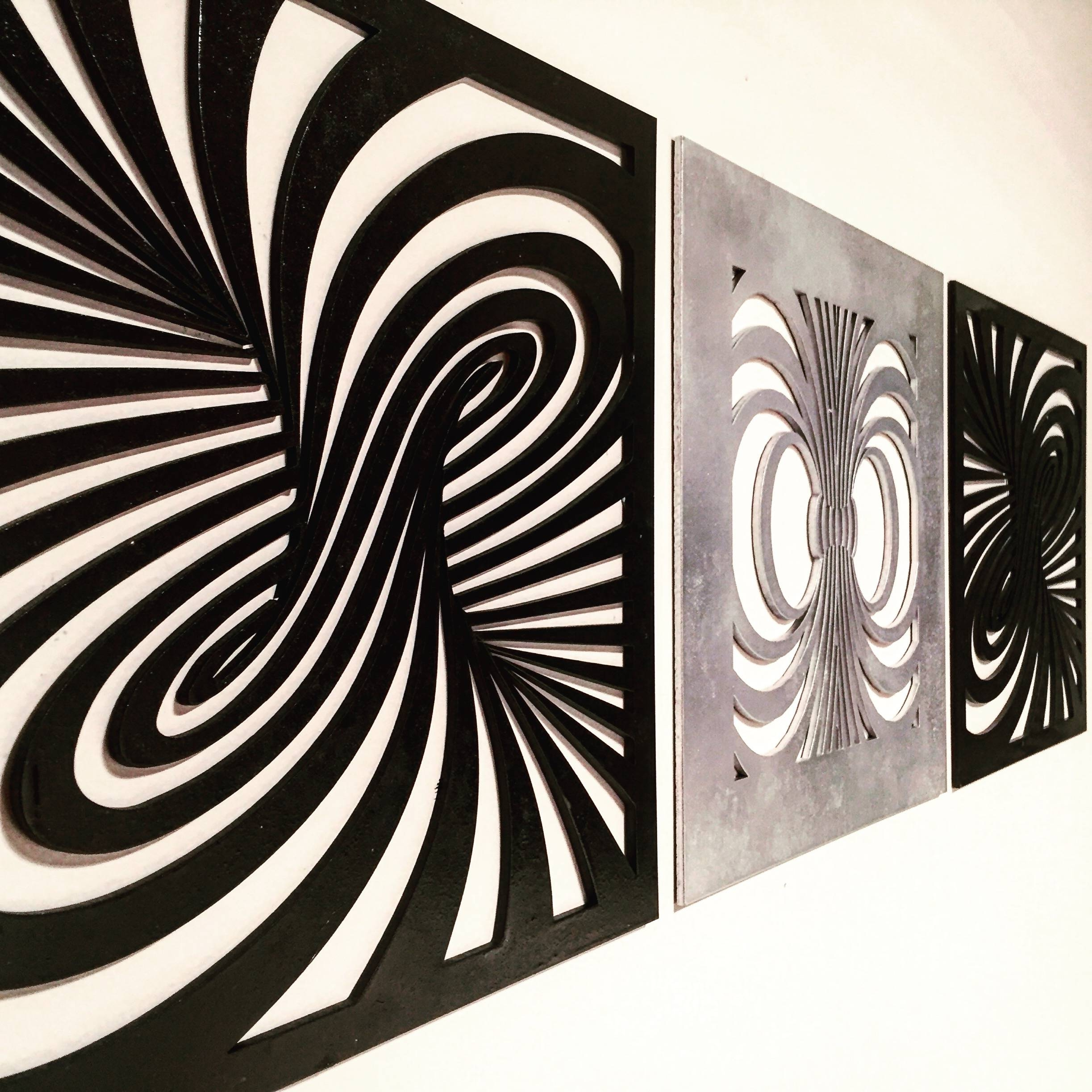 Twist Illusion Wall Art – Small Regarding 2018 Illusion Wall Art (View 14 of 20)