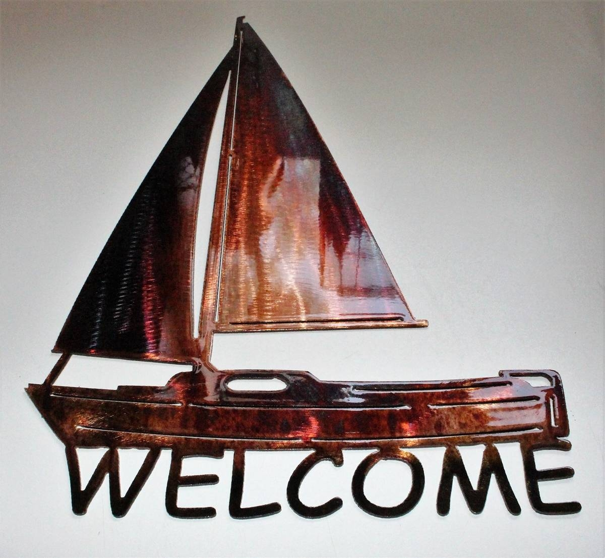 Twitter Intended For Newest Sailboat Metal Wall Art (Gallery 28 of 30)