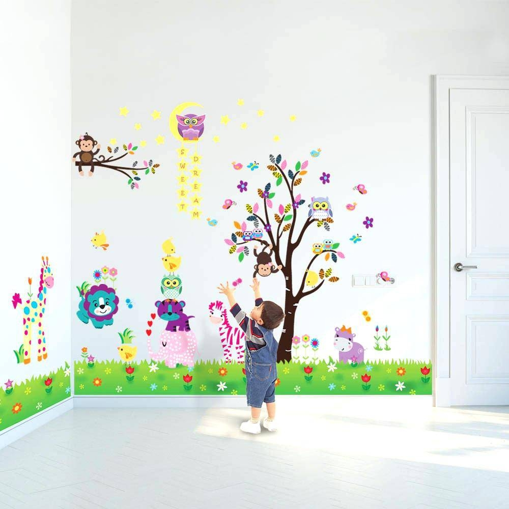 Uk Wall Decals Wall Stickers Wall Art Stickers Kitchen Wall Throughout Most Recently Released Owl Wall Art Stickers (View 14 of 15)