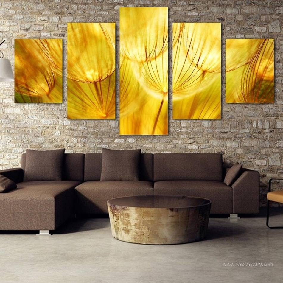 2018 Latest 7 Piece Canvas Wall Art
