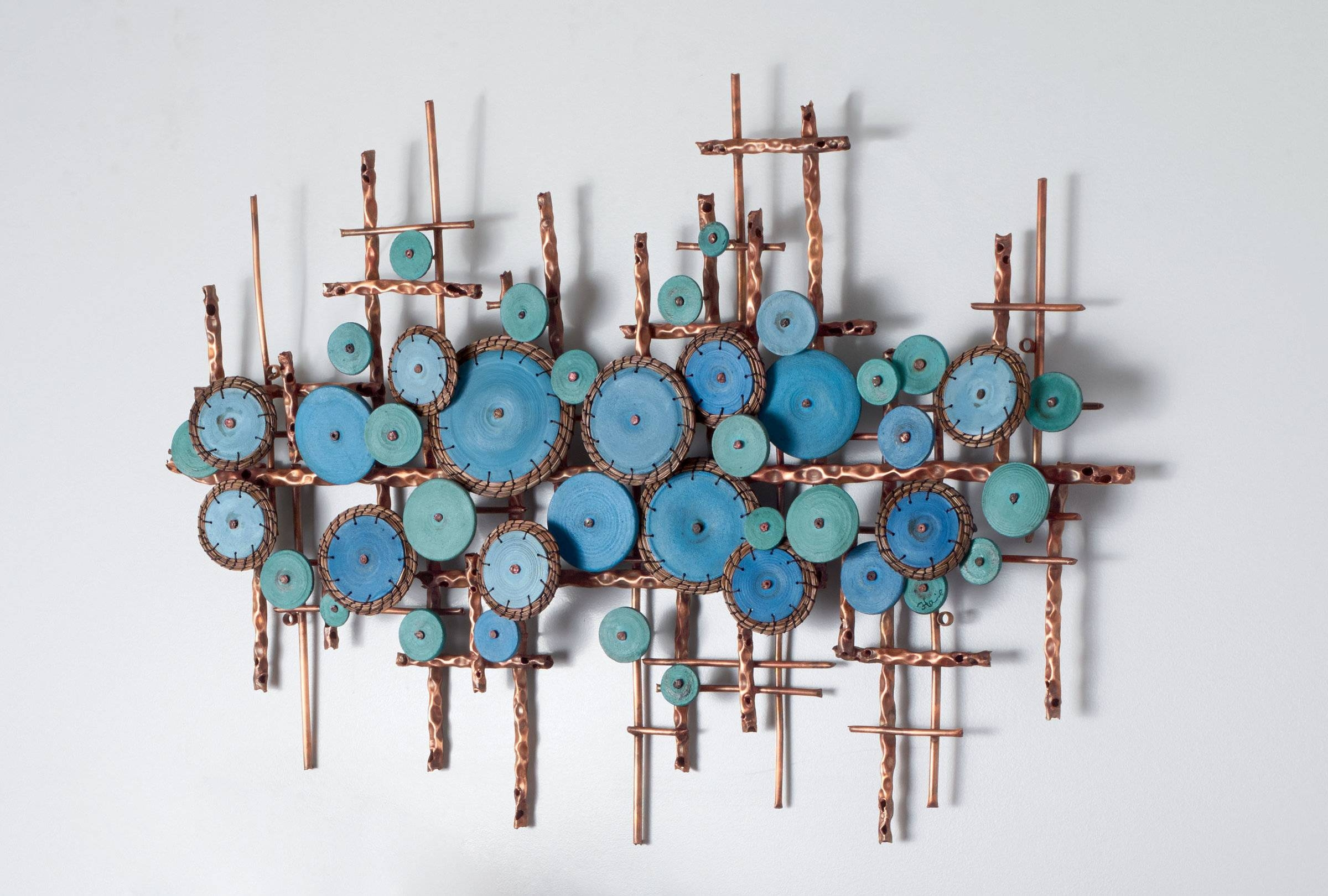 Unique Ceramic Wall Art And Sculpture | Artful Home Inside Most Up To Date  Large Ceramic