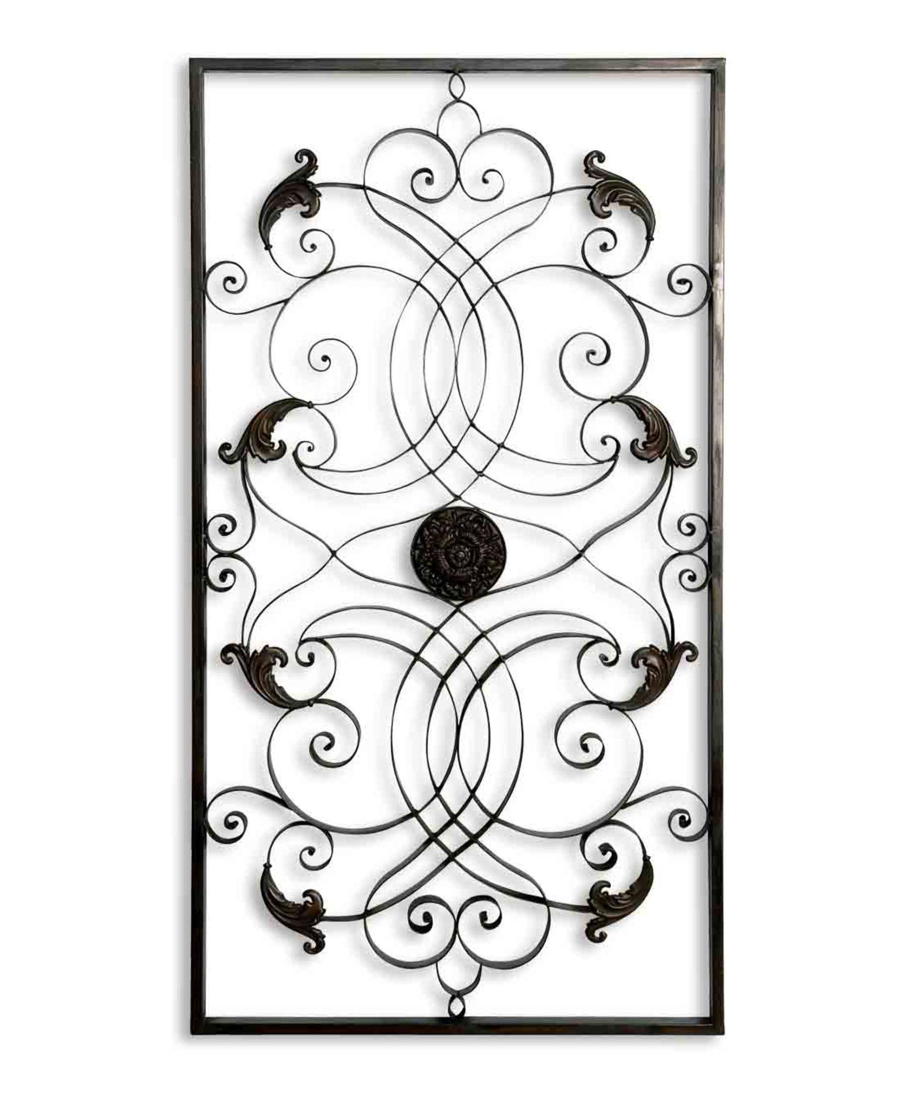 Uttermost 07527 Effie Alternative Wall Art | Capitol Lighting 1 Intended For Most Popular Uttermost Metal Wall Art (View 6 of 20)