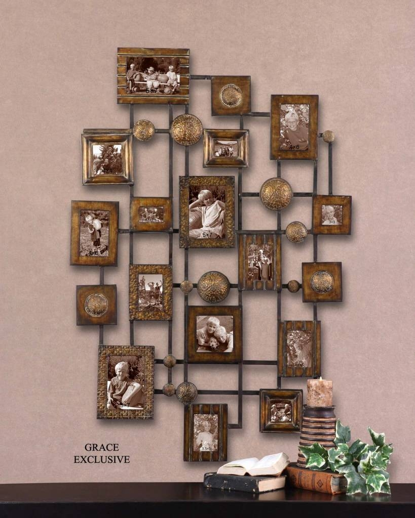 Uttermost Natane Decorative Metal Wall Art 13465 Within 2018 Uttermost Metal Wall Art (View 12 of 20)