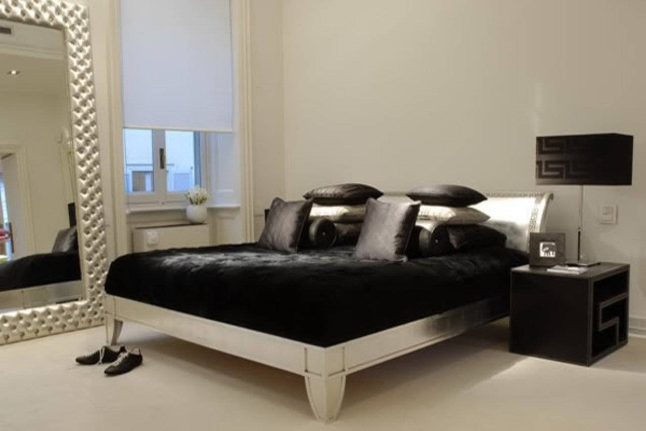 Versace Bedroom Design Ideas | Ceardoinphoto With Regard To Most Popular Versace Wall Art (View 6 of 20)