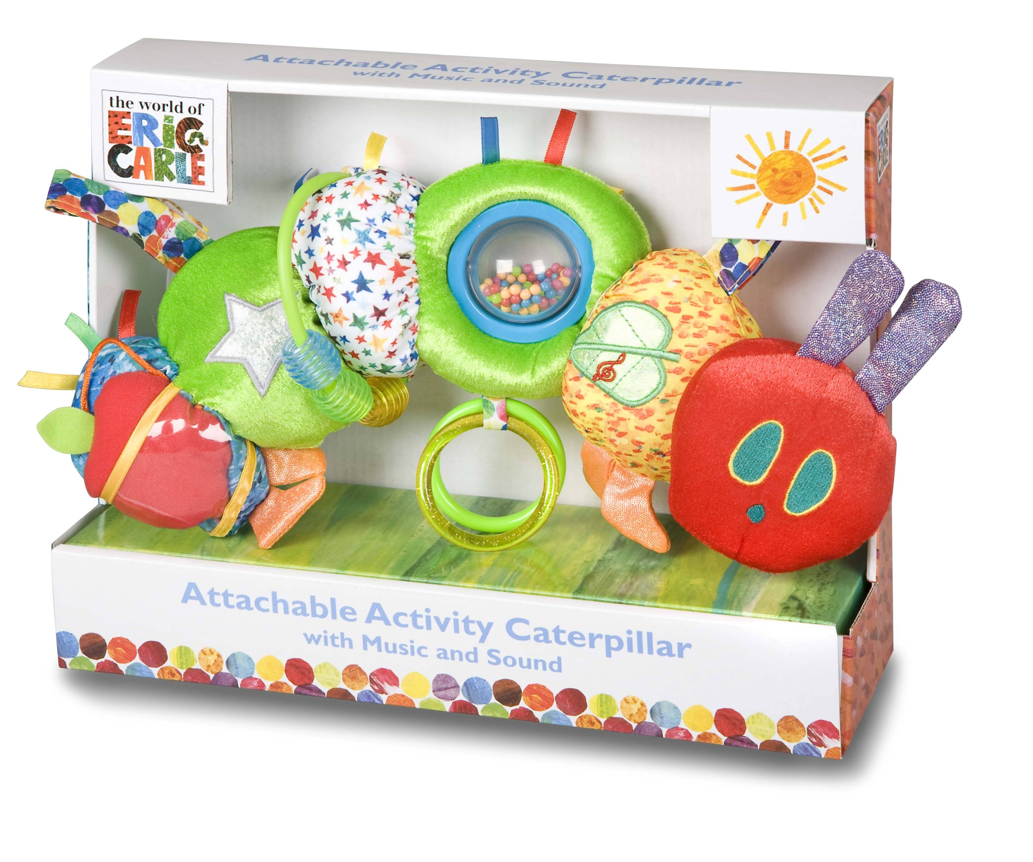 Very Hungry Caterpillar Baby Activity Set | The Eric Carle Museum Pertaining To Most Current Very Hungry Caterpillar Wall Art (View 15 of 20)