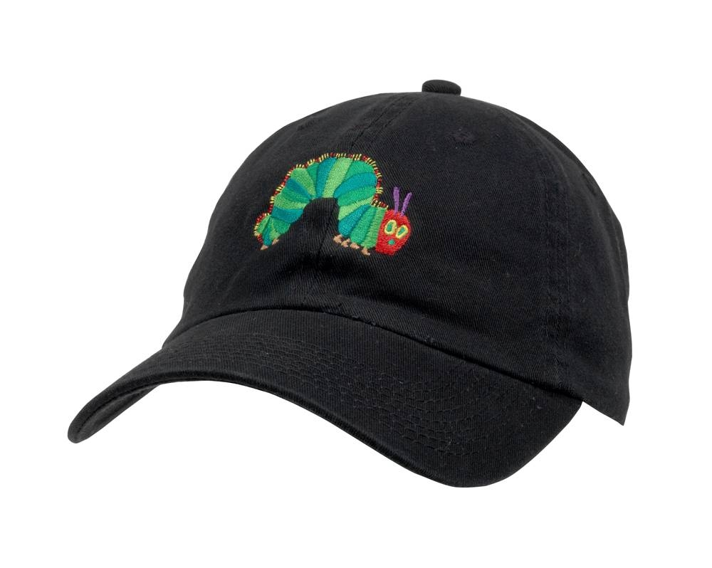 Very Hungry Caterpillar Baseball Hat – Adult | The Eric Carle With Most Popular The Very Hungry Caterpillar Wall Art (Gallery 22 of 25)
