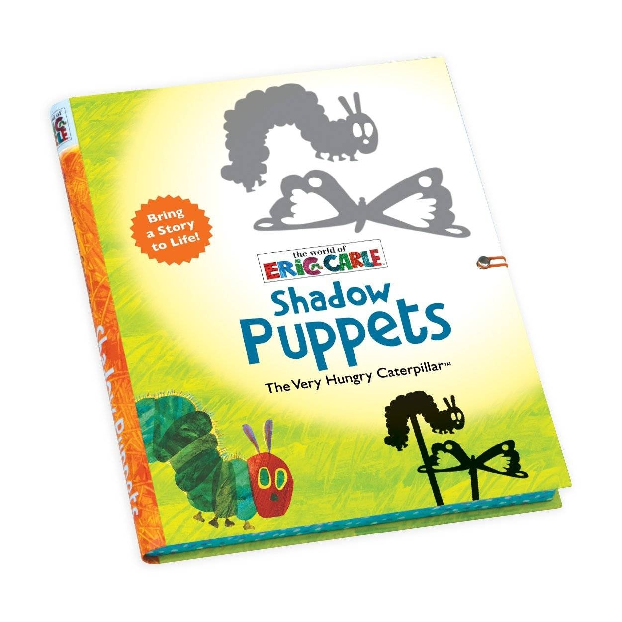 Very Hungry Caterpillar Shadow Puppet Set | The Eric Carle Museum Pertaining To Best And Newest The Very Hungry Caterpillar Wall Art (View 20 of 25)