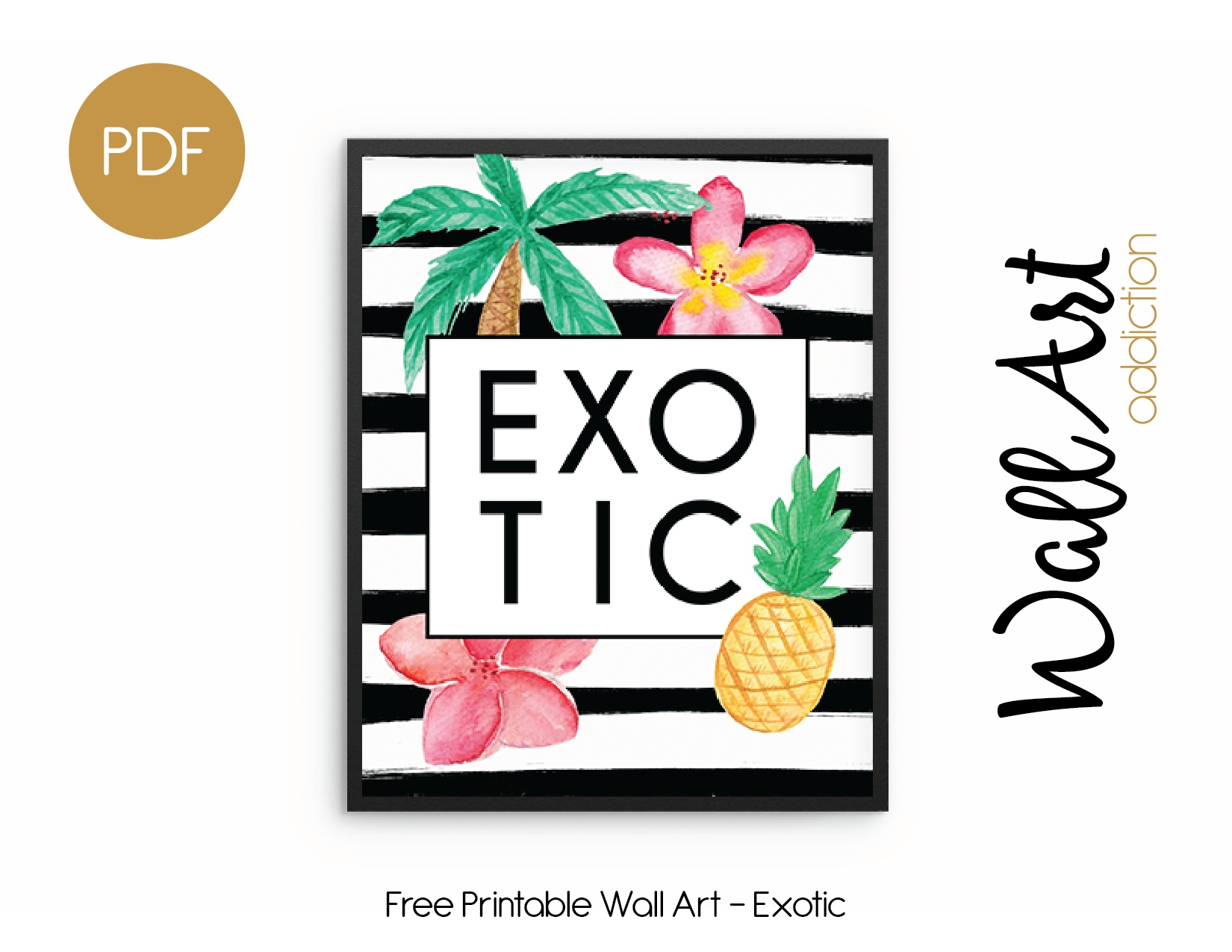 Wall Art Addiction | Exotic In Most Recent Exotic Wall Art (View 13 of 20)