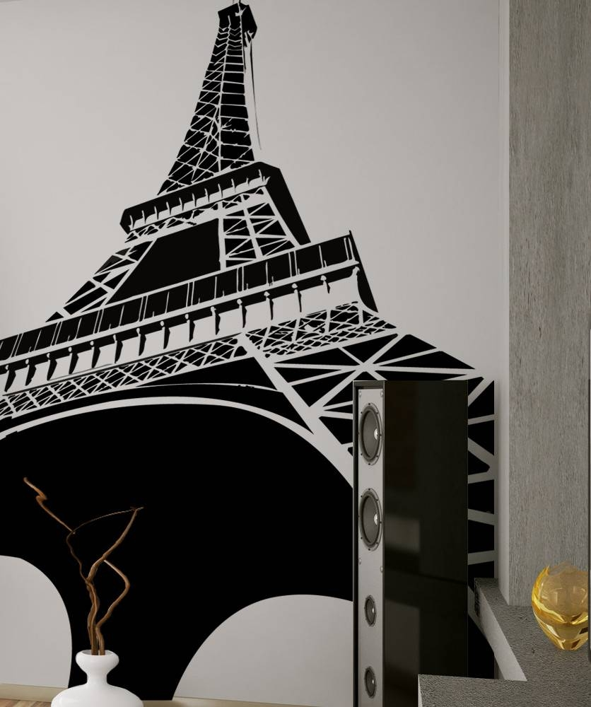 Wall Art: Amazing Eiffel Tower Wall Art Prints Of Eiffel Tower Regarding Most Recent Eiffel Tower Metal Wall Art (View 16 of 30)
