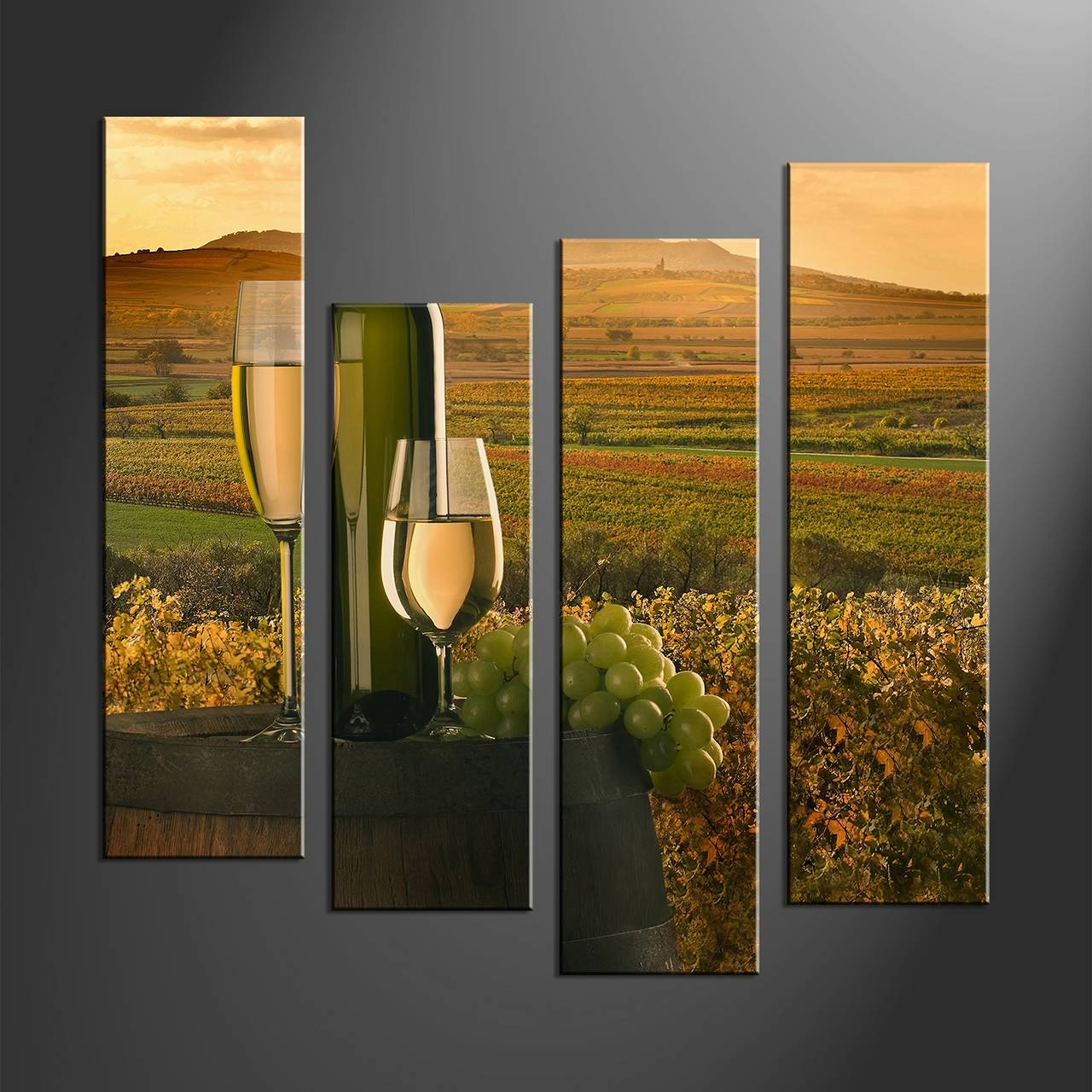Wall Art: Amazing Multi Panel Art Custom Multi Panel Canvas, Multi Pertaining To Most Recent Multi Canvas Wall Art (View 18 of 20)
