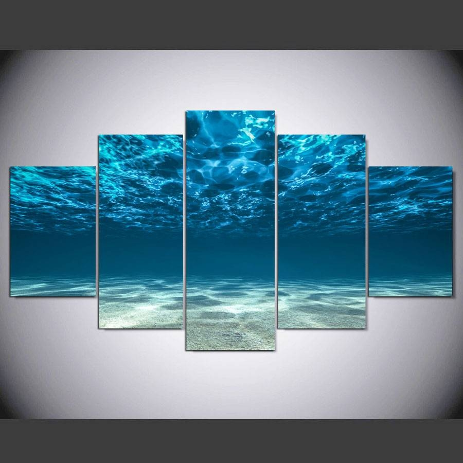 Wall Art: Astounding Ocean Wall Art Wall Art Ocean Scenes, Beach With Most Up To Date Coastal Wall Art (Gallery 10 of 12)