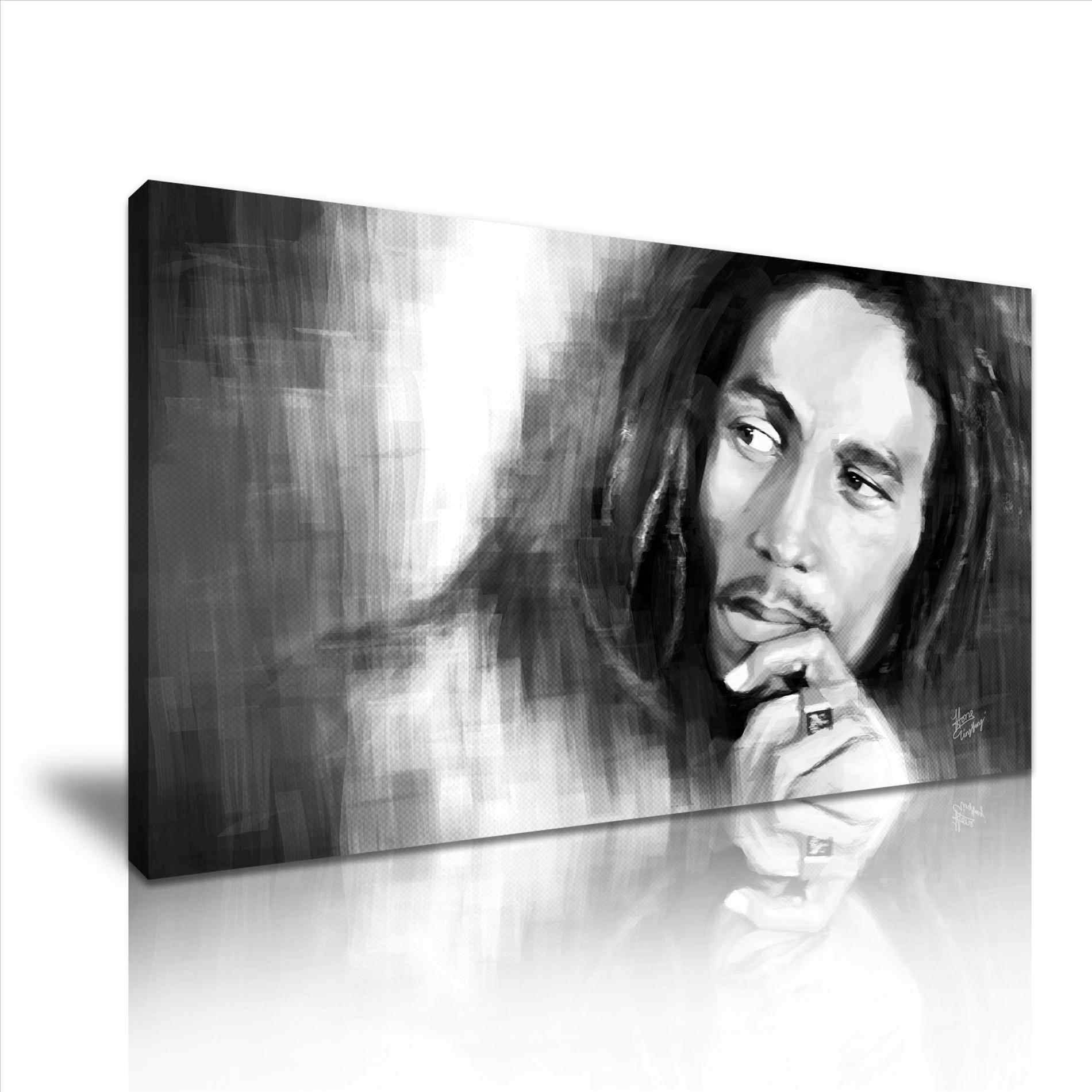 Wall Art Canvas | Home Interior Decor With Regard To Current Bob Marley Canvas Wall Art (View 25 of 25)