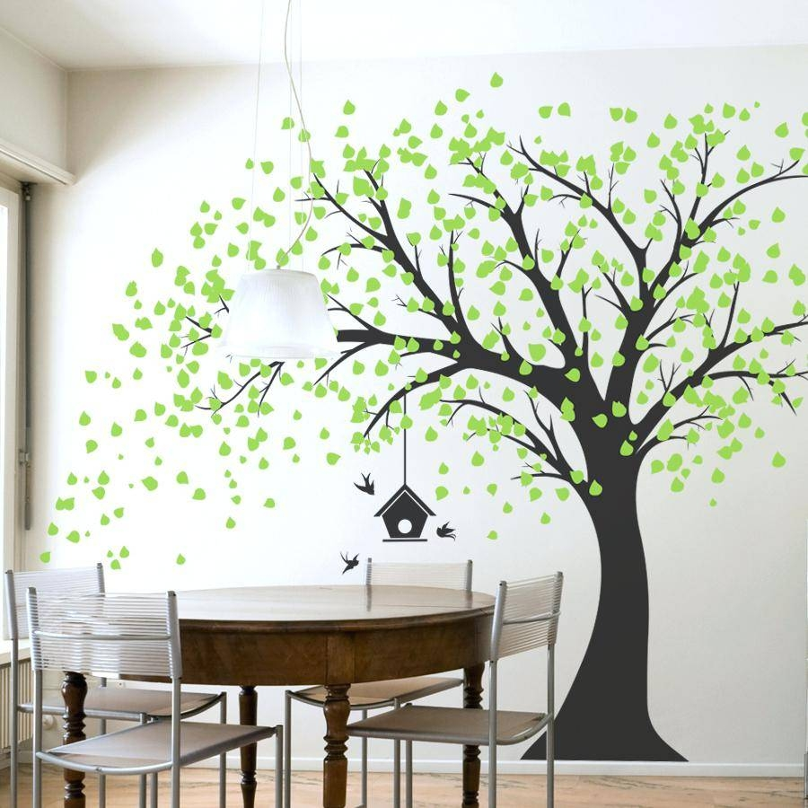 Wall Art Decals Trees Topiary Wall Art Decal Wall Decals – Gutesleben For Recent Topiary Wall Art (View 20 of 30)