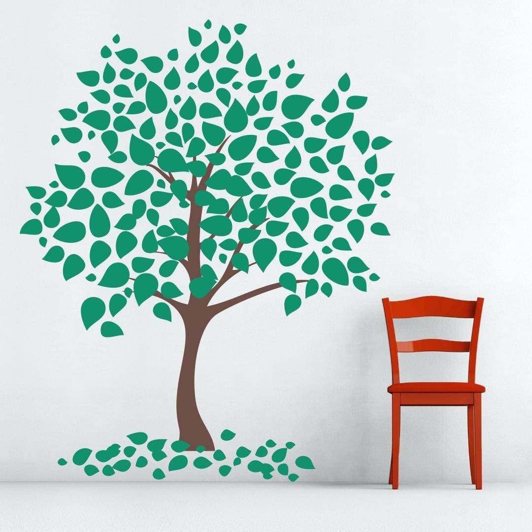 Wall Art Decals Trees Topiary Wall Art Decal Wall Decals – Gutesleben With Most Current Topiary Wall Art (View 25 of 30)