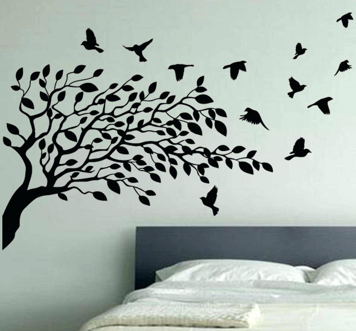 Wall Art Decals Trees Topiary Wall Art Decal Wall Decals – Gutesleben With Most Up To Date Topiary Wall Art (View 26 of 30)
