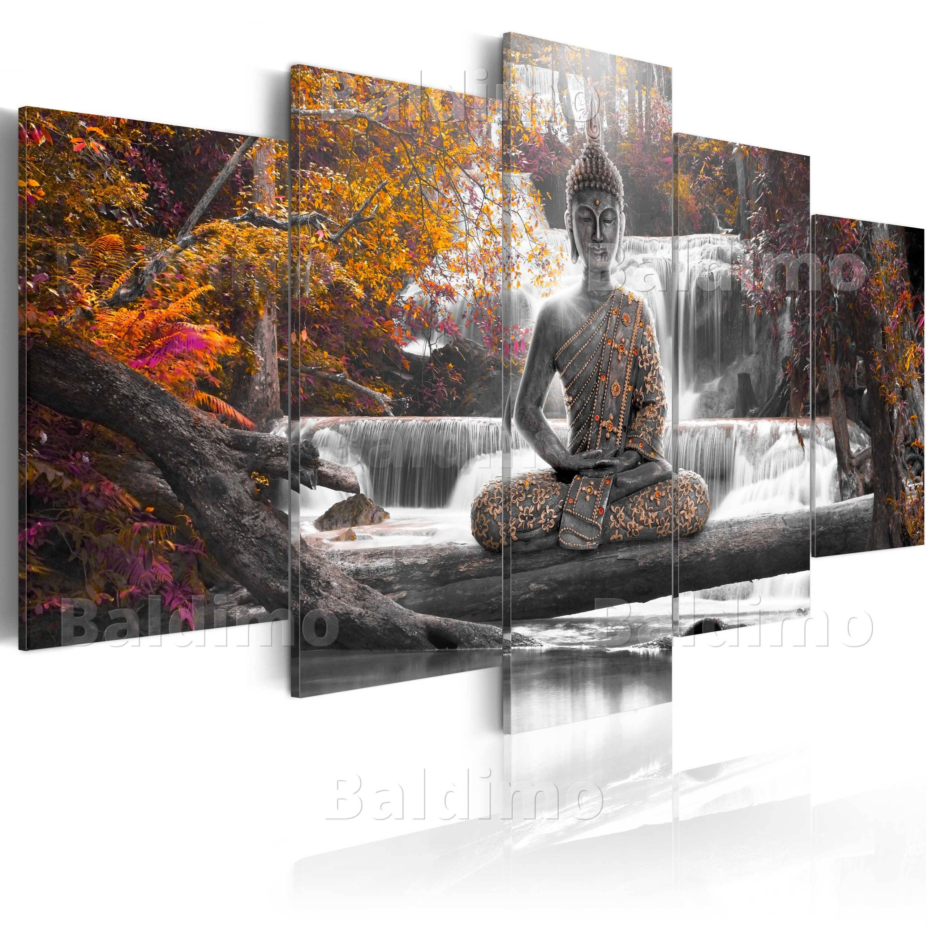 Wall Art Decor: Awesome Inspiring Buddha Canvas Wall Art Interior Throughout Latest 3D Buddha Wall Art (View 20 of 20)