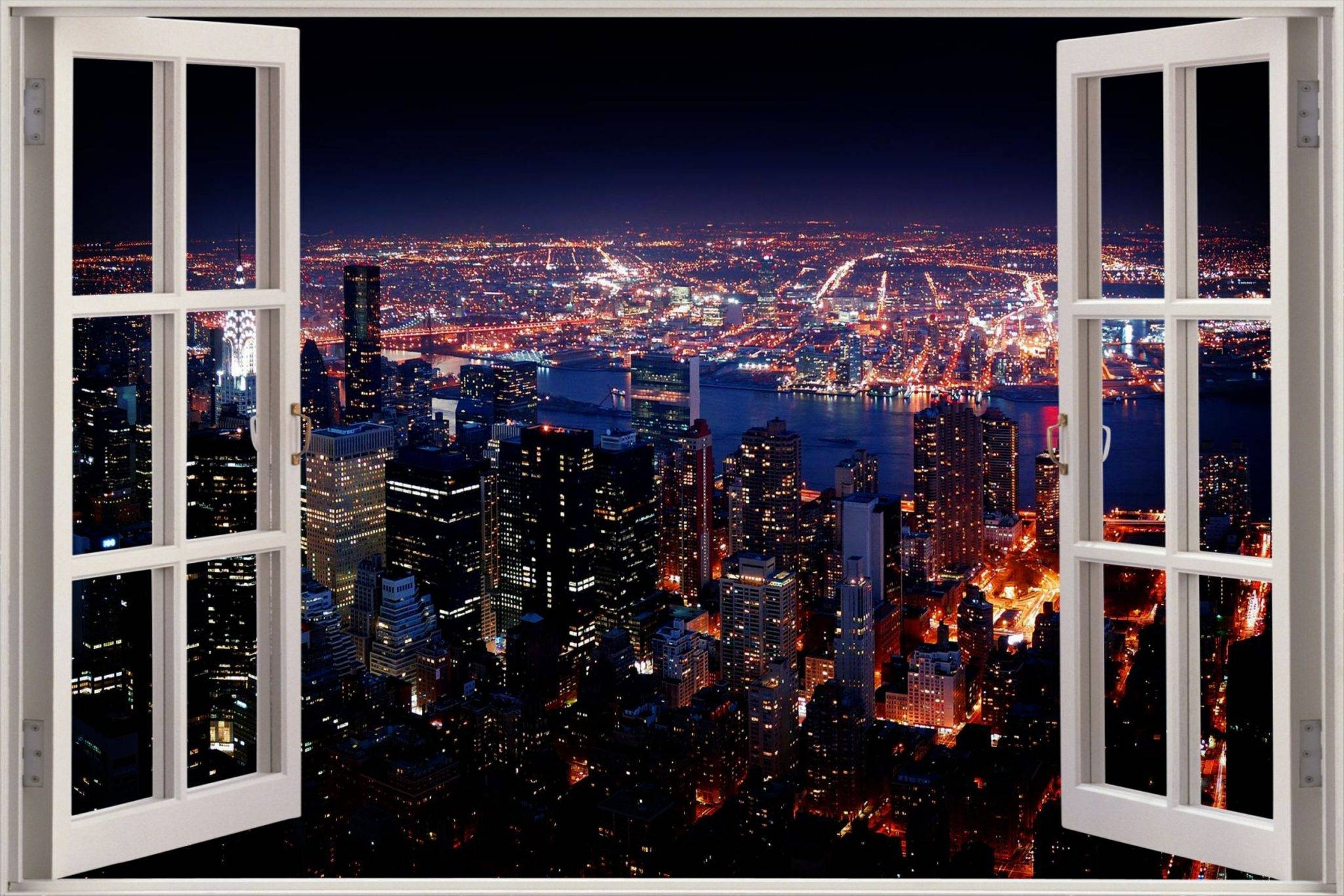 Featured Photo of New York 3d Wall Art