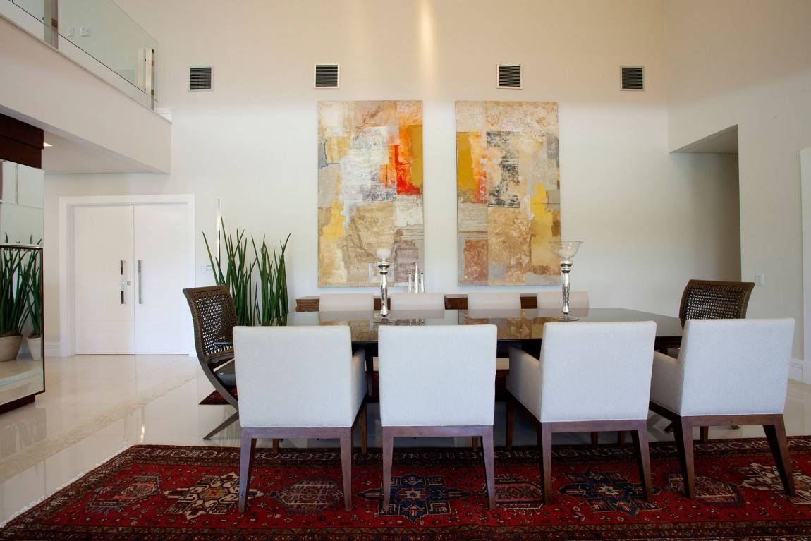 Wall Art Design Ideas: Interior Elegant Art For Dining Room Wall Within Latest Wall Art For Dining Room (View 15 of 20)