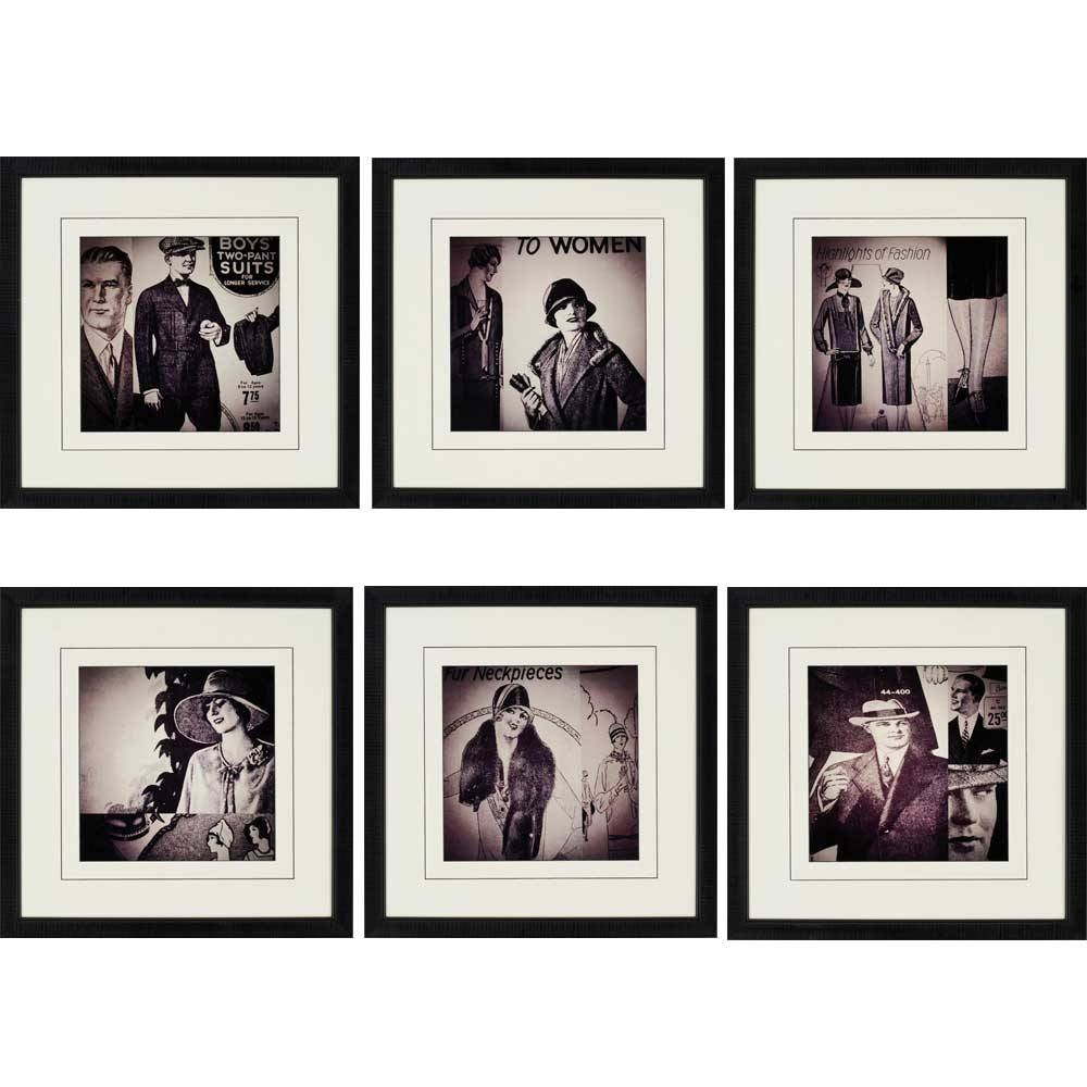Wall Art Design: Magnificent Wall Framed Art Gallery, Print And With Latest Black And White Framed Wall Art (View 4 of 20)