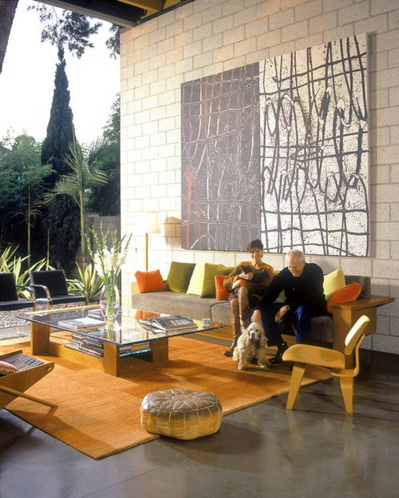 Wall Art Design: Outdoor Canvas Wall Art Best Design Ideas Intended For Most Popular Contemporary Outdoor Wall Art (View 10 of 20)