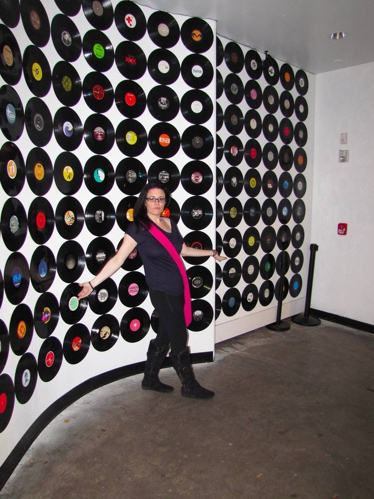 Wall Art Design: Record Wall Art Wonderful Sophisticated Black Throughout 2017 Recycled Wall Art (Gallery 19 of 30)