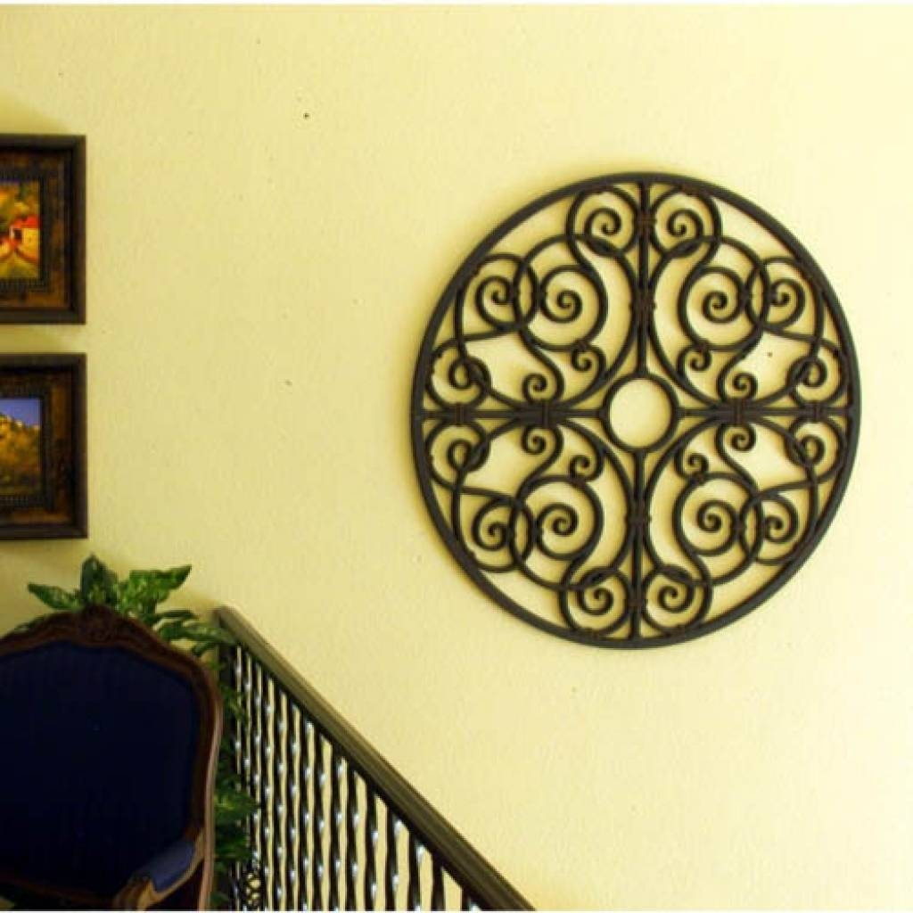 Awesome Ironwork Wall Art Pictures Inspiration - The Wall Art ...