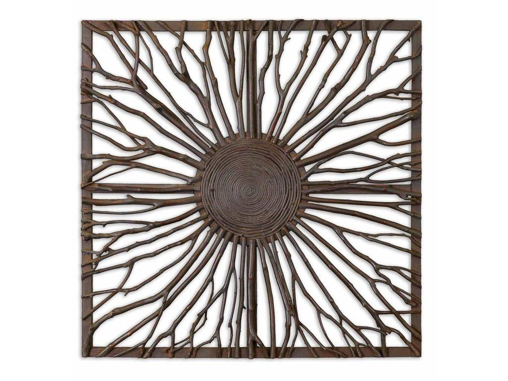Wall Art Designs: Amusing Mirrors Table Uttermost Metal Wall Art Throughout 2017 Uttermost Metal Wall Art (View 5 of 20)