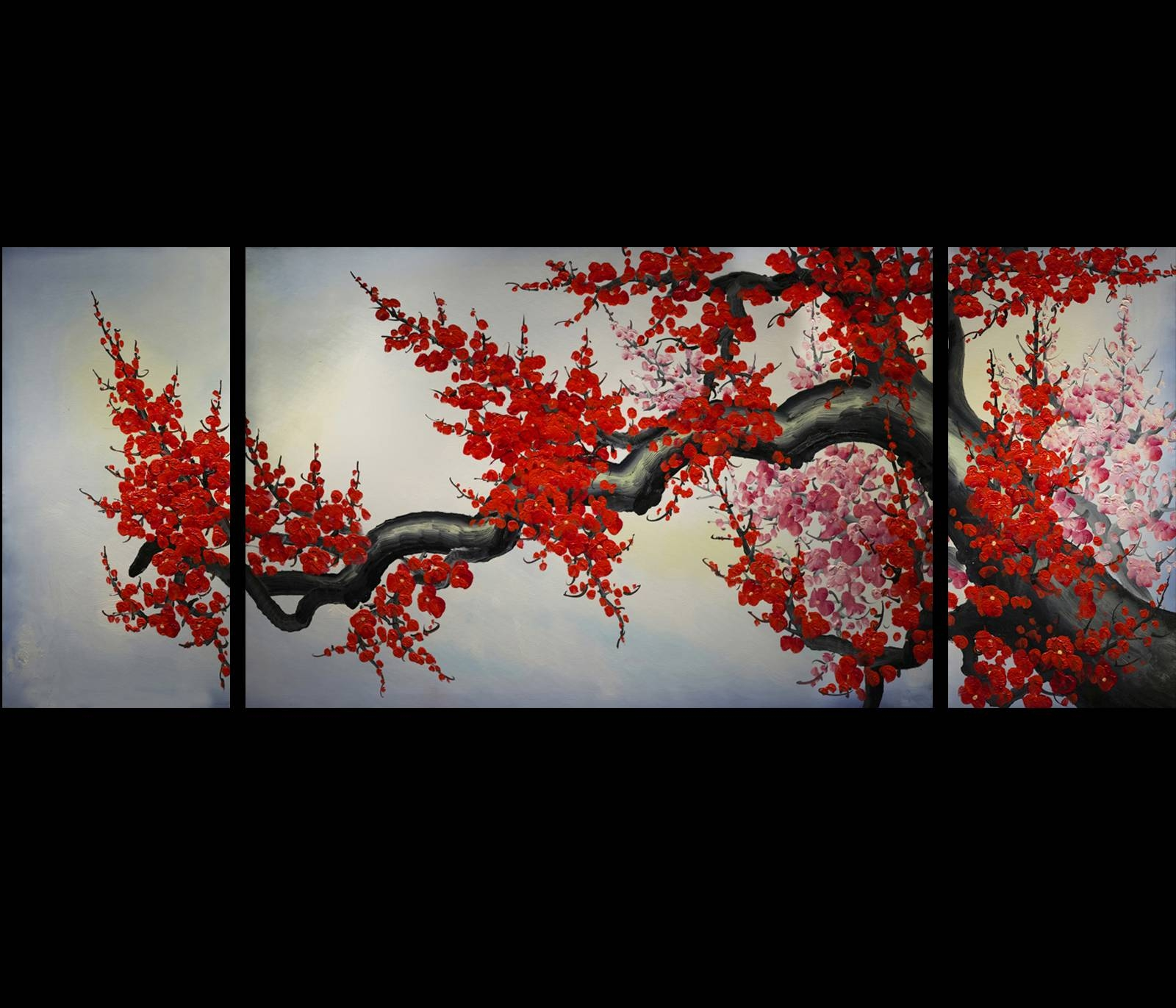 Wall Art Designs: Artistic Asian Wall Art Panels Metal Component Inside Most Recent Exotic Wall Art (View 14 of 20)