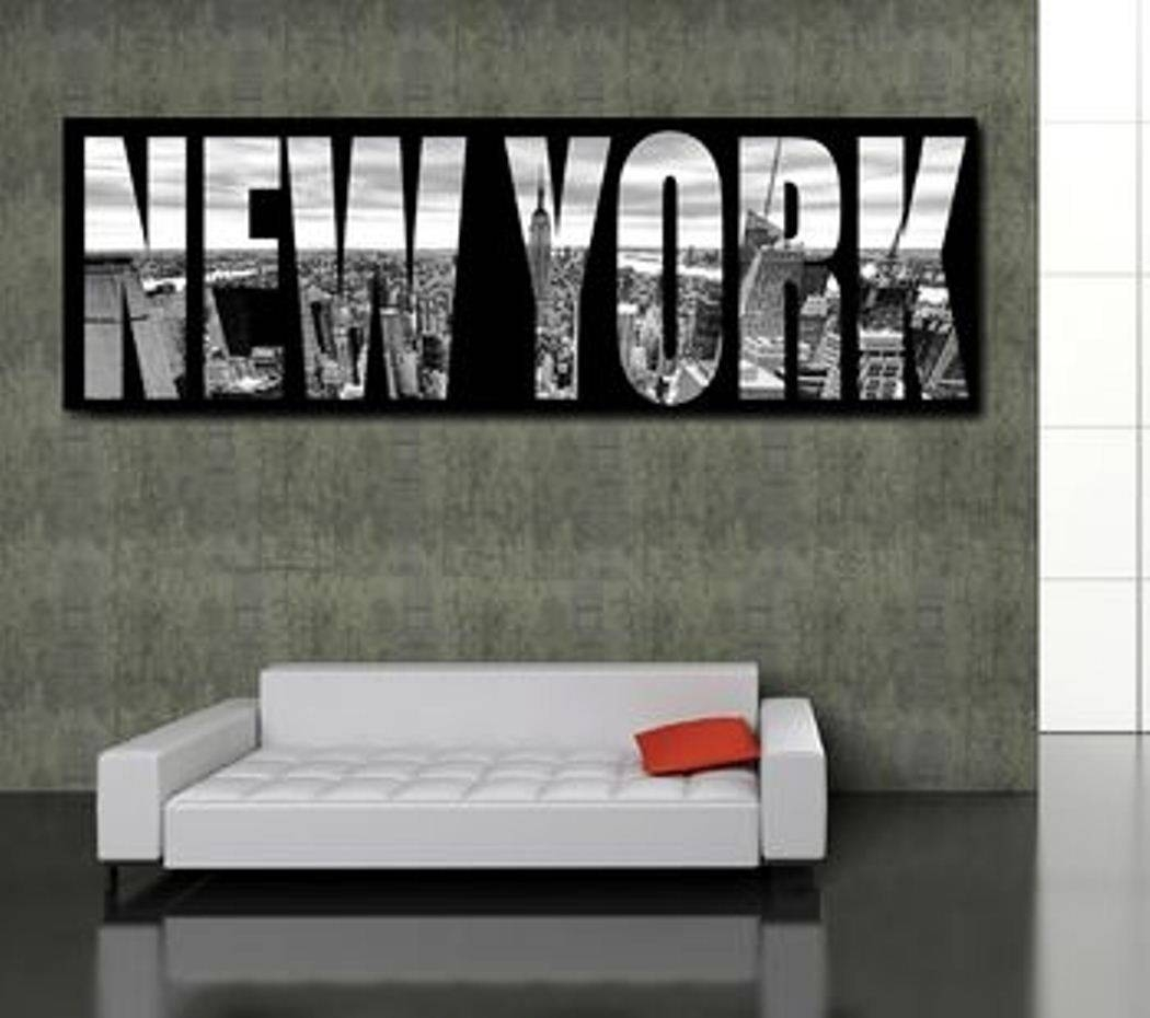 Wall Art Designs: Awesome Example Of Nyc Canvas Wall Art Bridge Throughout Recent Black And White New York Canvas Wall Art (View 13 of 20)