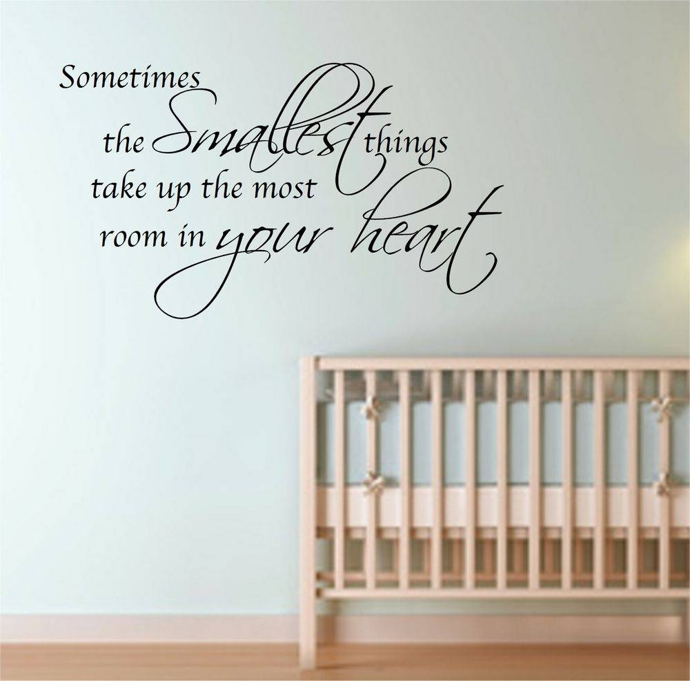 Wall Art Designs: Awesome Winnie The Pooh Wall Art Quotes Winnie For Latest Winnie The Pooh Nursery Quotes Wall Art (View 12 of 20)