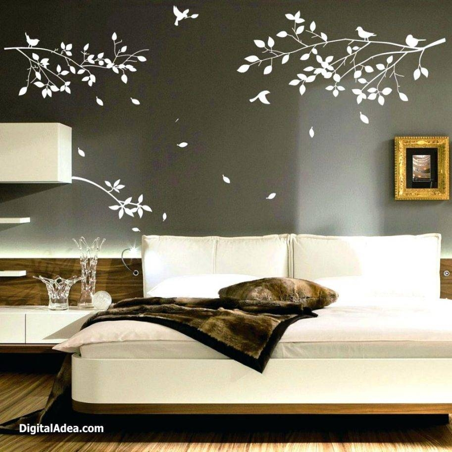 Wall Art Designs Bedroom Extraordinary Idea Ideas Vinyl Design In Latest Ireland Metal Wall Art (View 19 of 20)