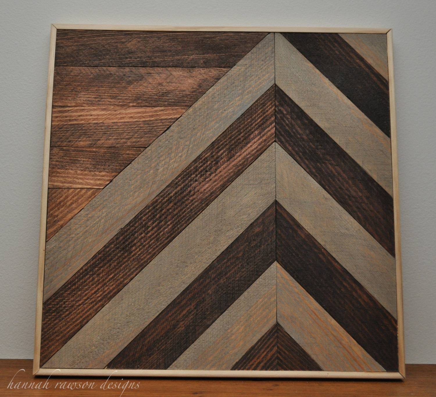 Wall Art Designs: Best Of Designing Wooden Wall Art Decor Visua In Current Natural Wood Wall Art (View 4 of 20)