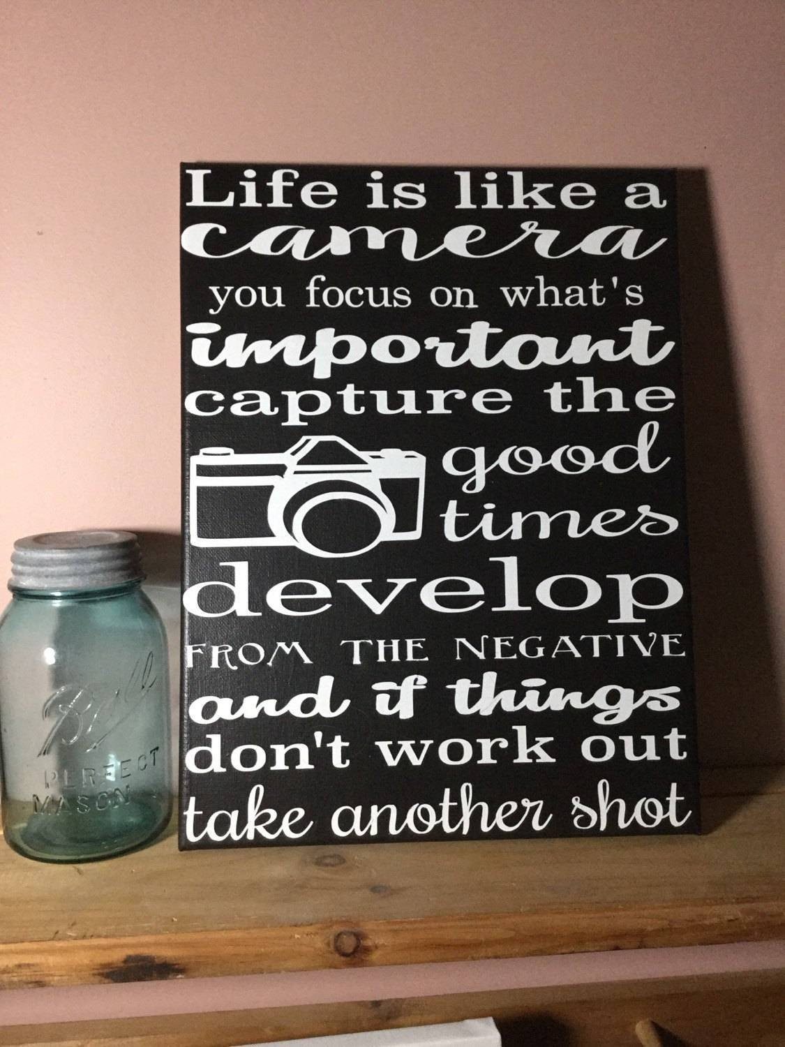 Wall Art Designs: Canvas Wall Art Quotes Inspirational Canvas Wall Regarding Recent Inspirational Canvas Wall Art (View 17 of 20)