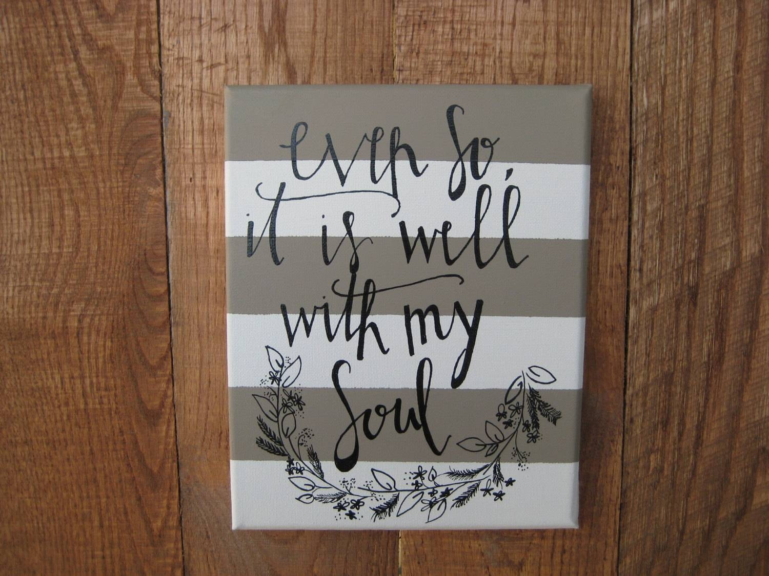 Wall Art Designs: Christian Canvas Wall Art On Your Home And Throughout Most Current Christian Canvas Wall Art (View 18 of 20)