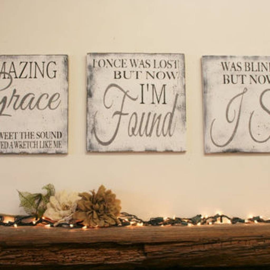 Wall Art Designs: Christian Canvas Wall Art On Your Home And With Recent Country Canvas Wall Art (View 19 of 20)