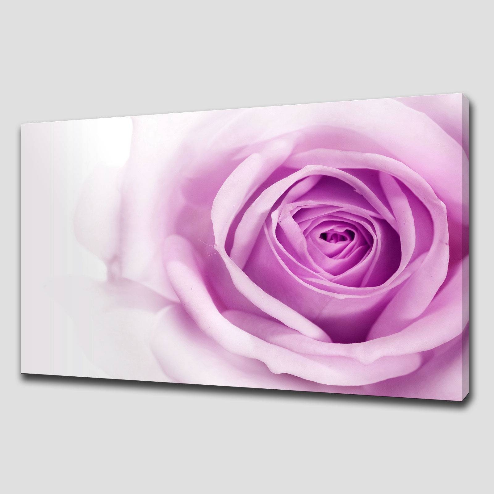 Wall Art Designs: Decor Red Rose Canvas Wall Art Large Oil Intended For Newest Red Rose Wall Art (View 14 of 20)