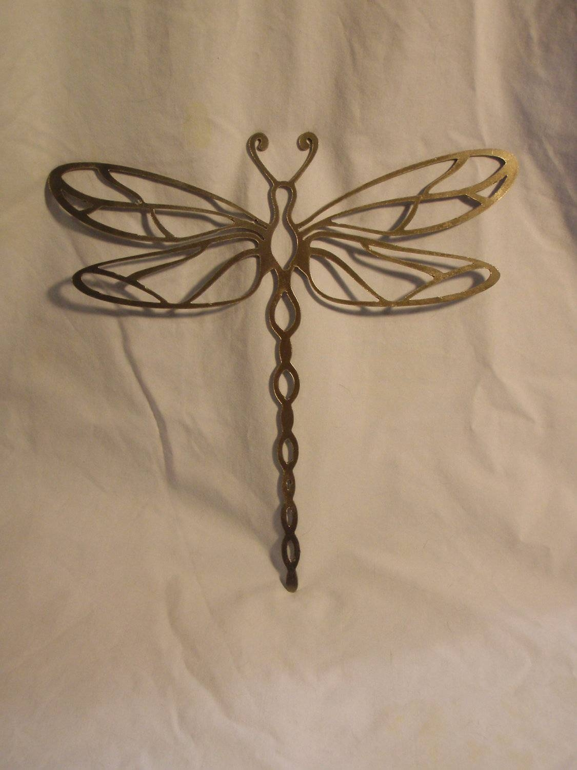 Wall Art Designs: Dragonfly Wall Art Metal Dragonfly Wall Art Regarding 2017 Dragonfly 3D Wall Art (View 18 of 20)